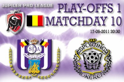 10 journée de play-off 1