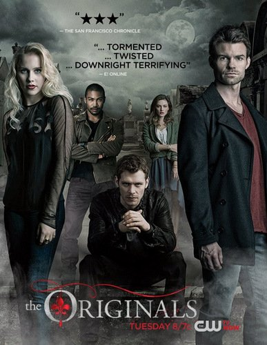 Saison 1 de The Originals