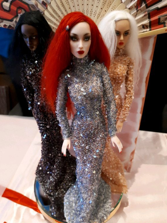 Paris faction doll 2018
