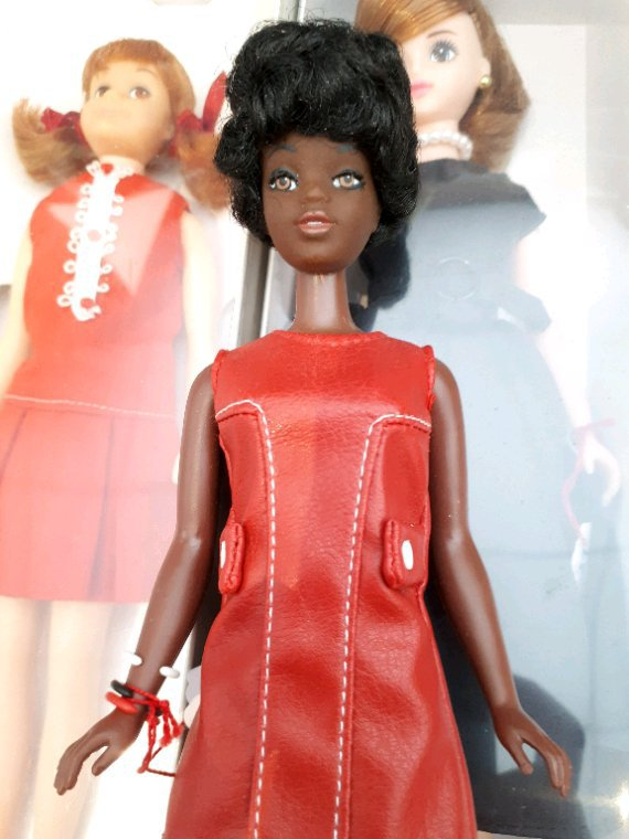 Paris fashion doll 2018
