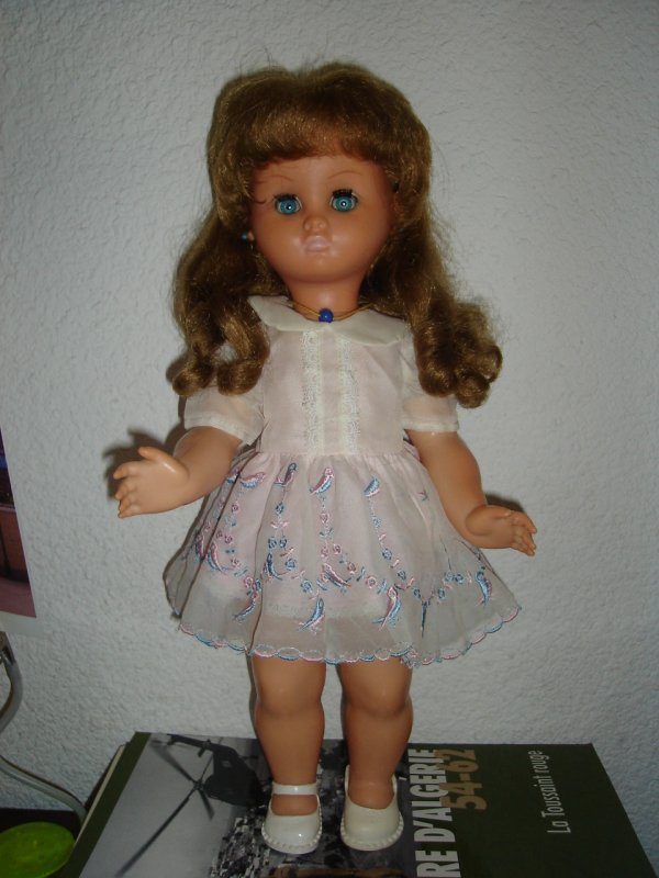 Ma poupée Martine