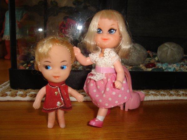 Liddle Kiddles et clone