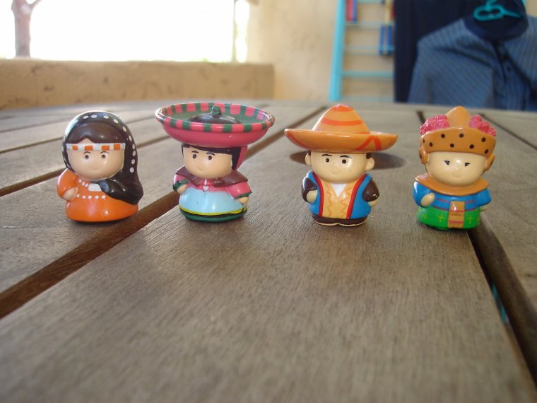 Figurines Dollies