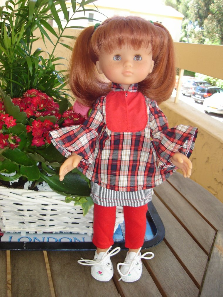 Une nouvelle tenue pour Clara