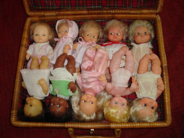 la transhumance des poupées