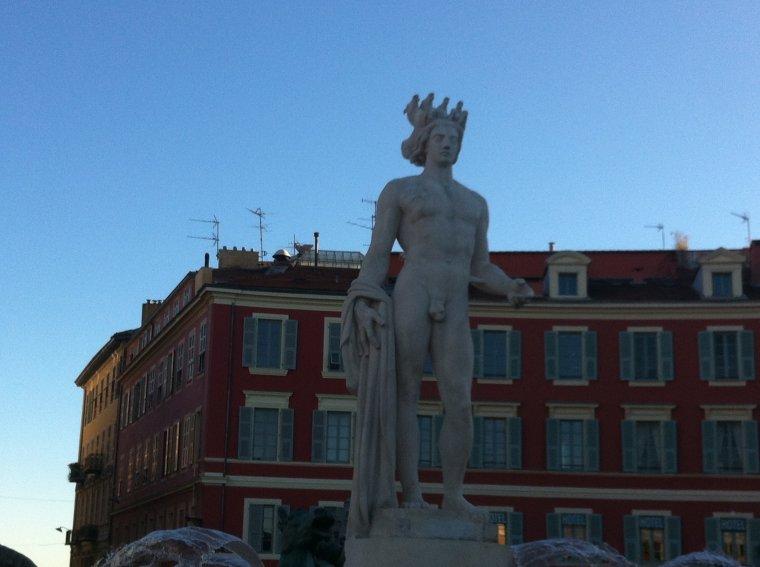 Nouvelle balade à Nice