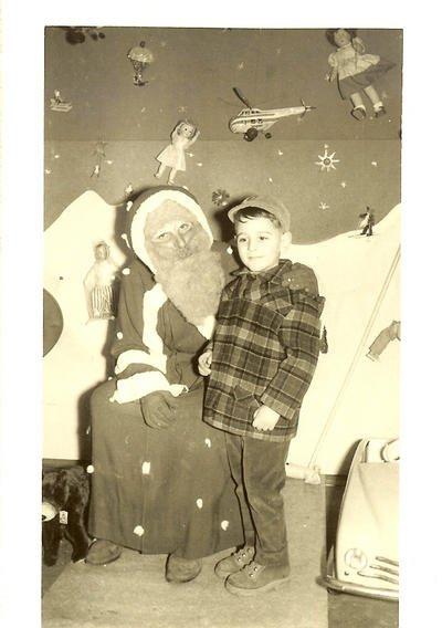 Photo Noël 1956