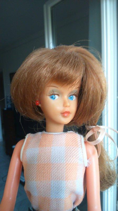 Les poupées de mon enfance, celles que j'ai toujours 1