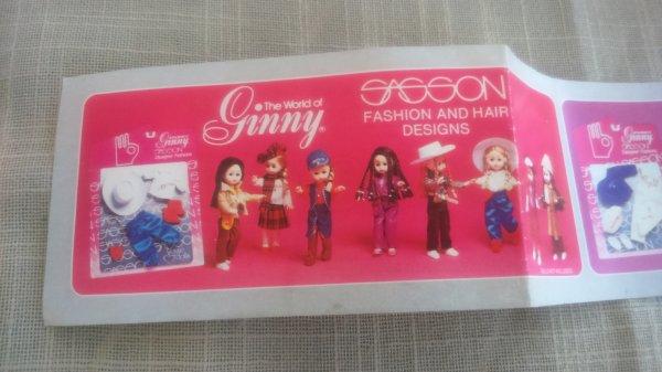 Ginny Vogue, les tenues suite