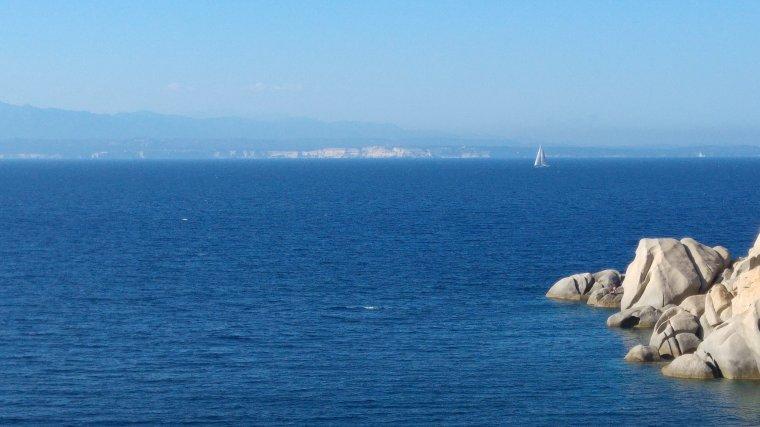 La mer ou ... ?