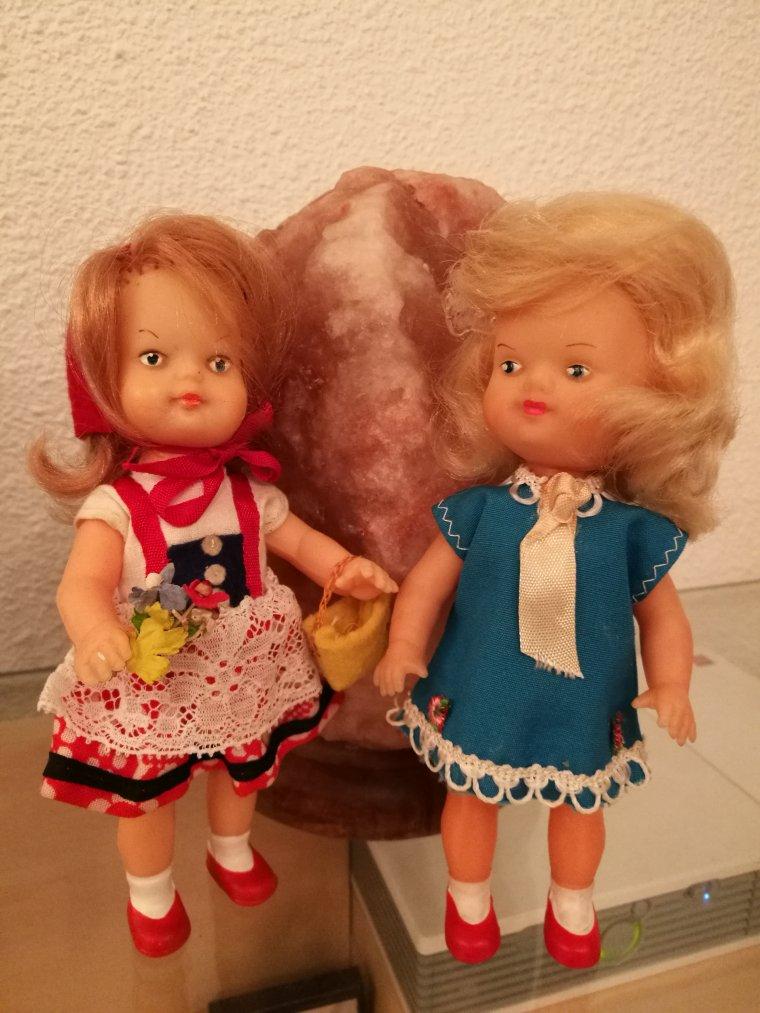 Petite poupée Ari