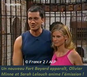 Olivier Minne Débardeur