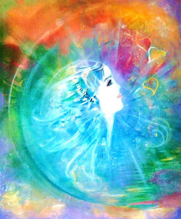 Martine Pierre, Artiste peintre