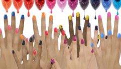 Parce que nos petits ongles on les oublient souvent!!