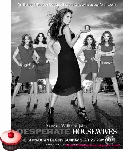 Desparate Housewives fait son come back ce soir!