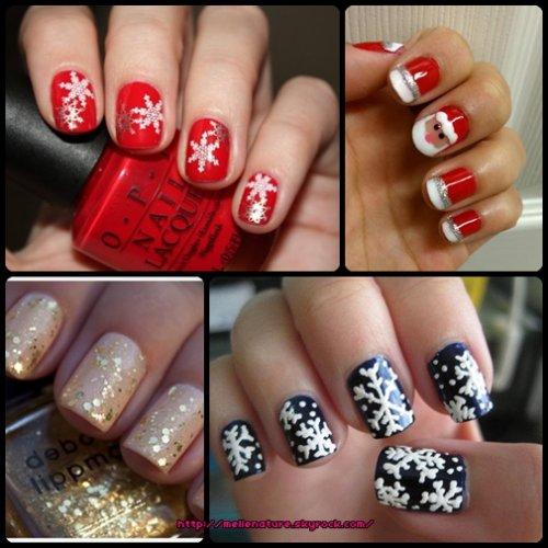 Des ongles parfait pour les fêtes!