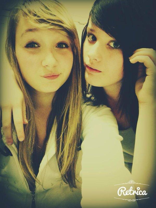 moi et une amie :p