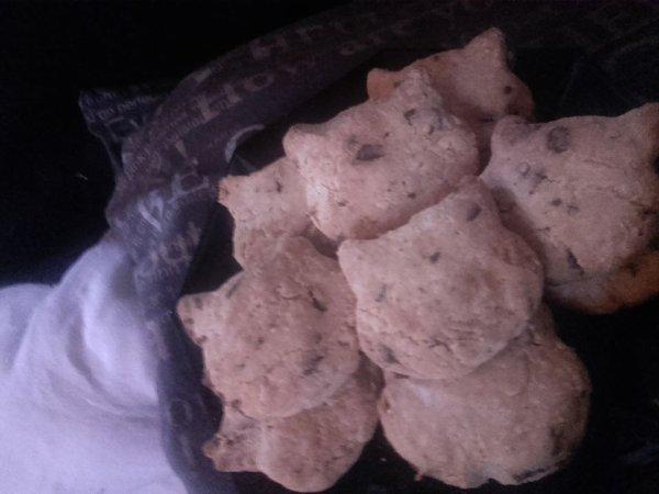 Me suit lancer dans les cookies y a pas longtemps voila le résultats