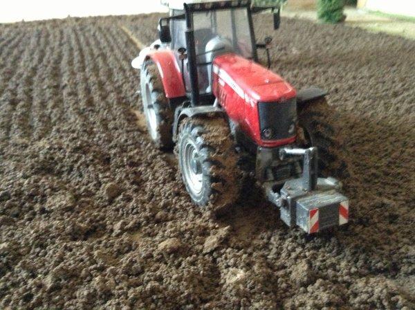 Labour et semis blé 2013