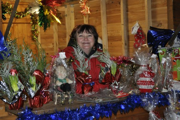 Marché de Noël 2011 à Marles les Mines