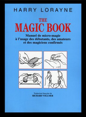 "catalogue magique  "" Lorayne Magic Book (en Français) """