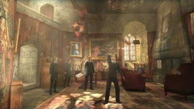 salle commune des gryffondor dans harry potter et l ordre du phenix le jeu tout sur harry potter