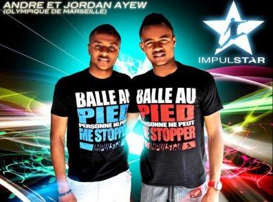 André et Jordan Ayew