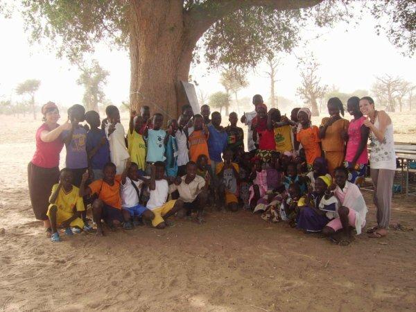 *Au Sénégal*