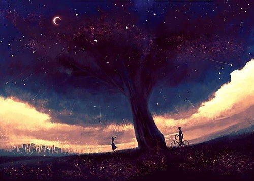 Je suis une étoile qui ne sait plus comment briller, un oiseau qui ne sait pas voler, un souvenir oublié.