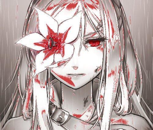 """""""Tant que ma vengeance ne sera pas accomplie, je serais tout. Ensuite, je ne deviendrai rien d'autre."""" -Neige Rouge"""