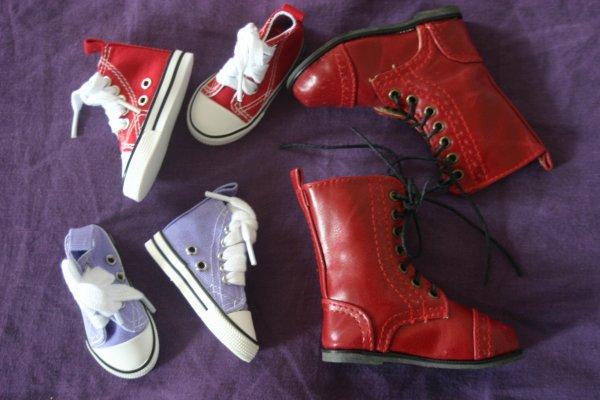 Shoes (Imelda marcos sors de mon corps !)