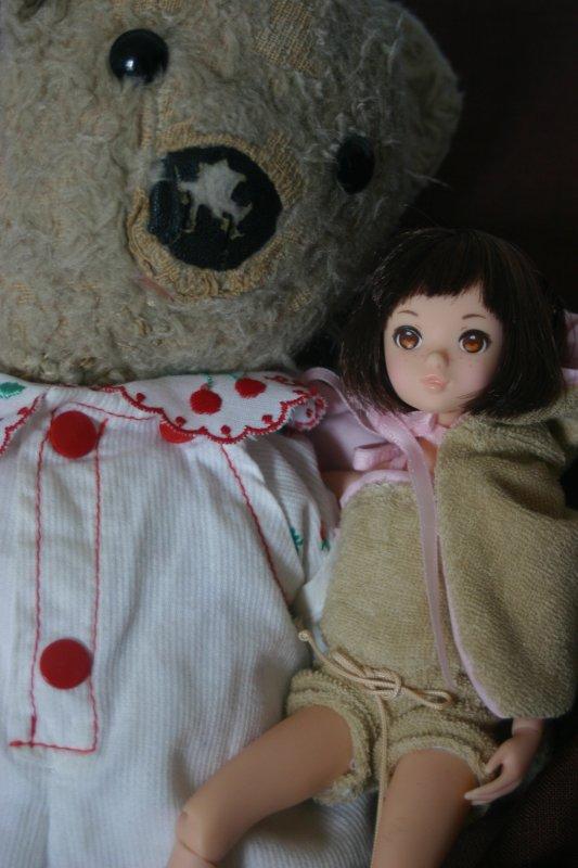 Ruruko présente un super vieil ami....Toto