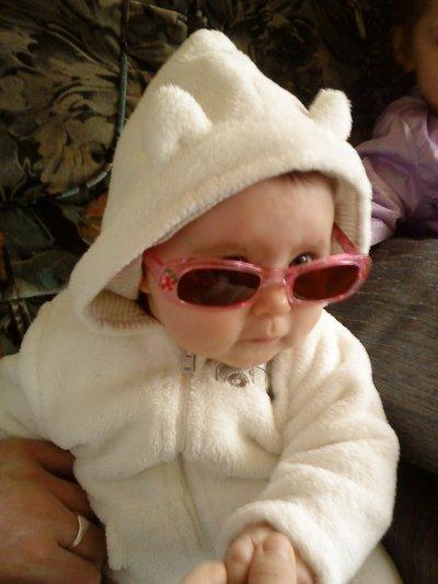 voila ma fille c'est une star.je t'aime ma cherie.