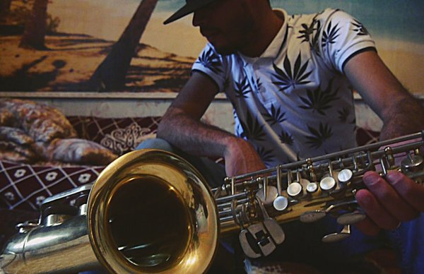 #Jazz #Man