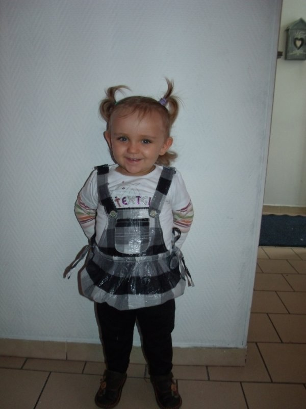 ma fille mélanie bientot 2 ans le 31 mars issi