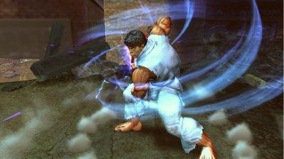 le nouveau street fighter vs tekken trop dément