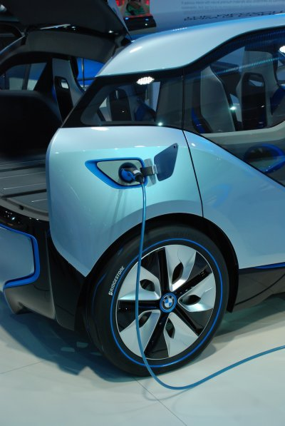 salon de francfort 2011 concept car bmw i3 concept