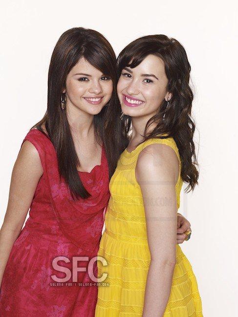 Selena Gomez et Demi Lovato