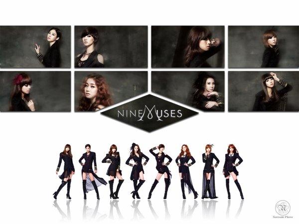 NEWS / Nine Muses (News) (2012)