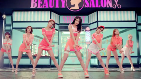 AOA-Short Hair / AOA-Short Hair (2014)