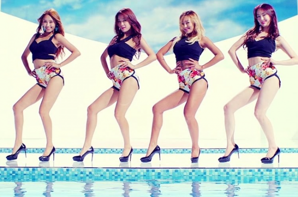 Sistar-Touch My Body / Sistar-Touch My Body (2014)