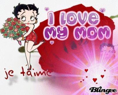 Bonne fête à toutes les mamans <3 <3