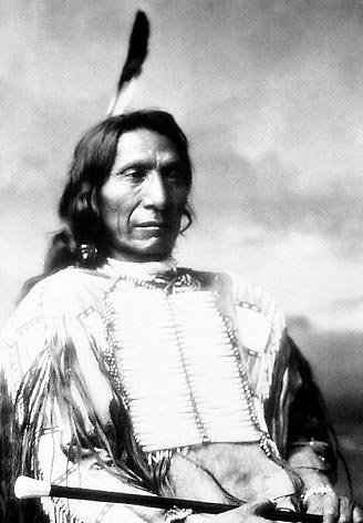 GUERRIERS SIOUX
