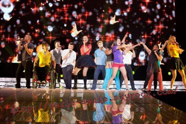 Glee , Le Film en 3D