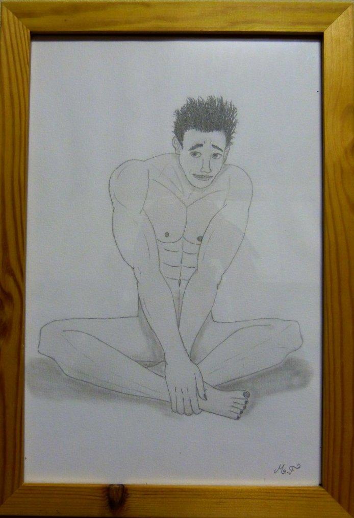 Mes dessins de nu