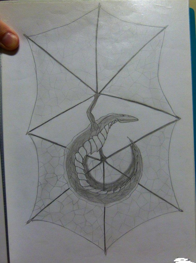 Mes dessins de dragon