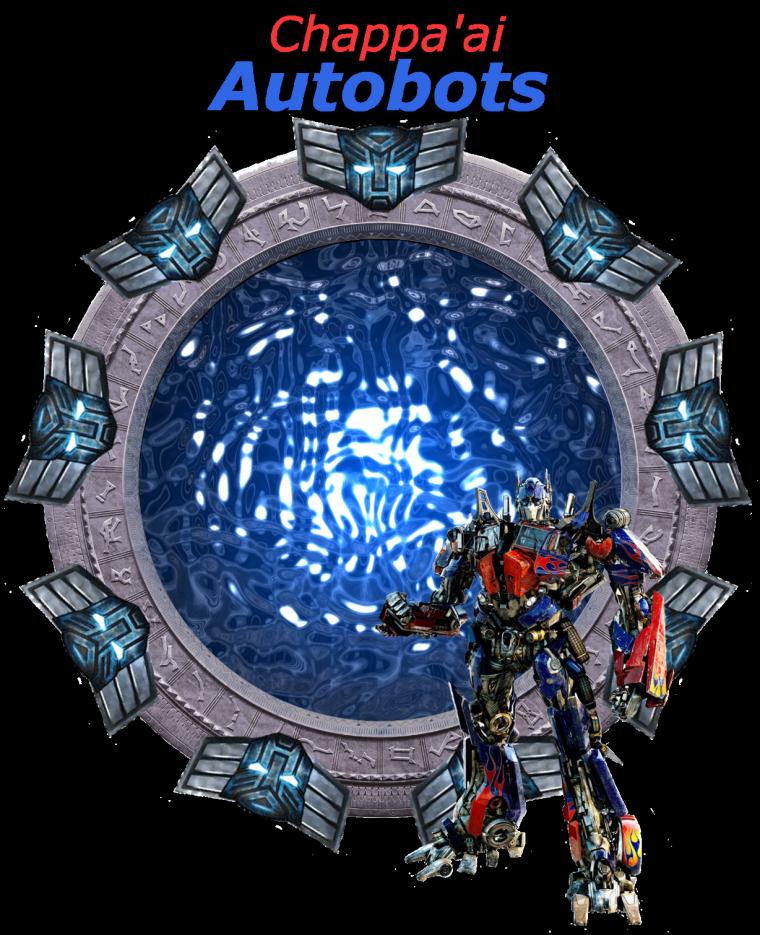 Porte des étoiles des Transformers