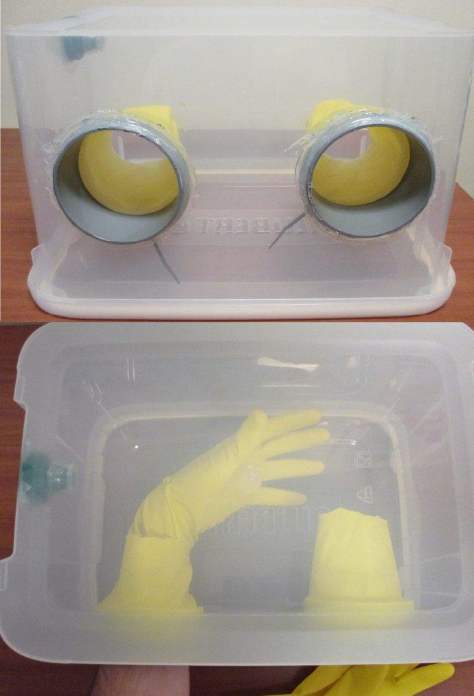 Boite a gants maison