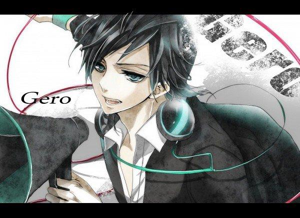 Gero / 【敗北の少年】-piano (2015)