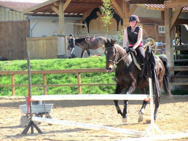 """Plutôt doué pour un """"cheval de course"""" mon loulou :P"""